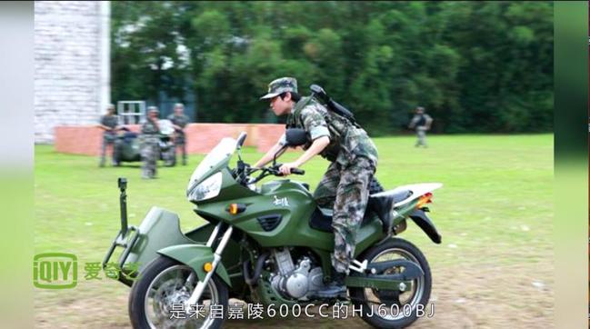 中国的抗日剧里三轮摩托车从来就没搞对过!