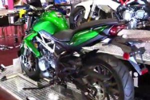 2017款贝纳利Tornado TNT 300摩托车现场实拍