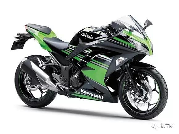 美国街头惊现Ninja400地平线已走向国际市场了吗?