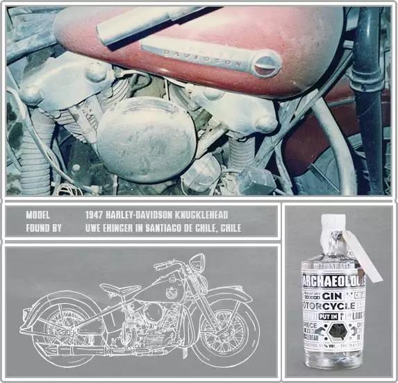 摩托车老零件泡酒口感不要太丝滑