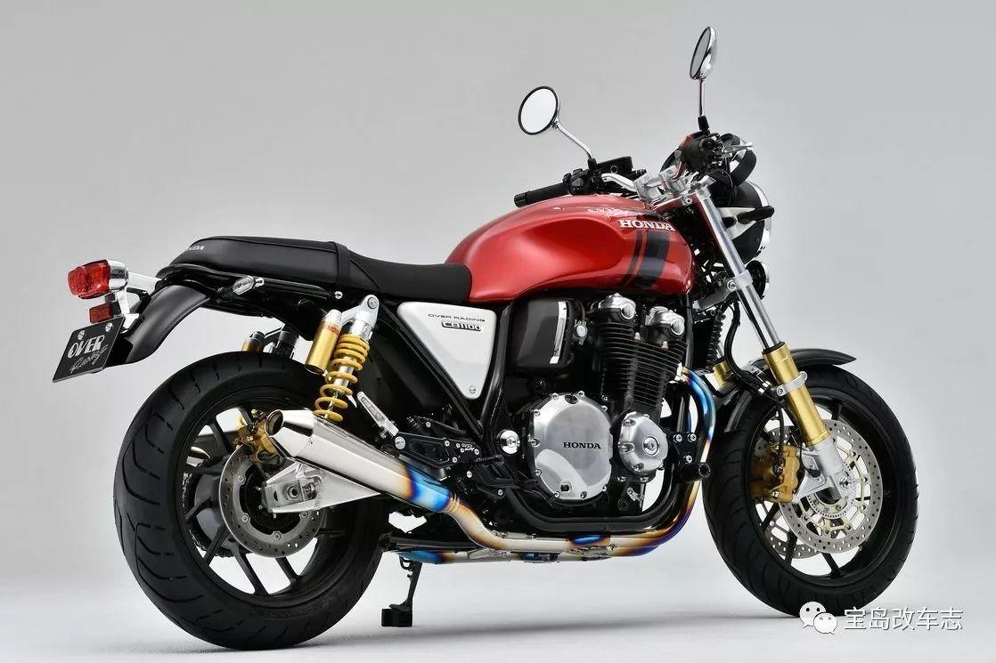 打造与众不同的爱驹本田CB1100改装