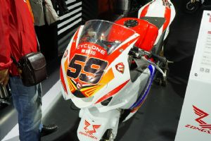 赛科龙ZS250GS-22017摩博会