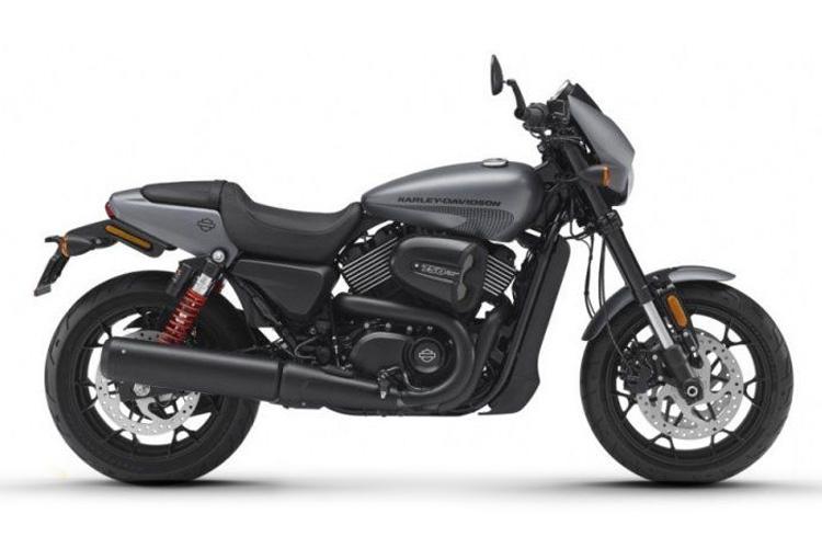 哈雷 Harley-Davidsonstreet rod