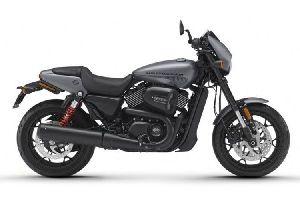 哈雷 Harley-Davidson street rod
