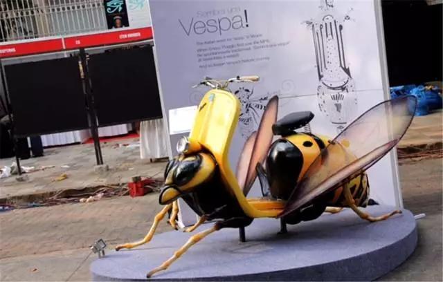 """全世界最像""""Vespa""""的VESPA"""