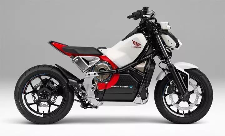 本田将展示自动平衡电动概念车RidingAssist-E