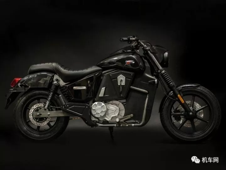 哈雷范的电动摩托车未来要这样玩巡航?