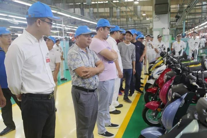 本田全球样板工厂实地探查