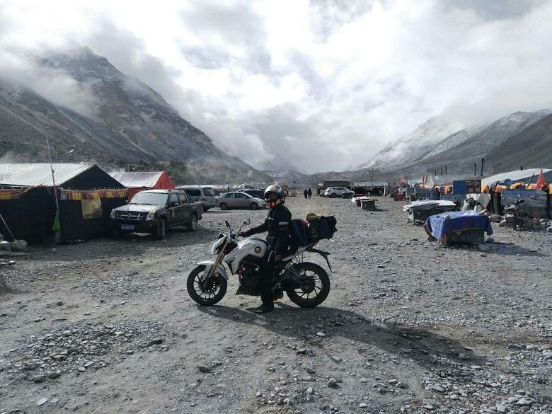 高原长测KP250:KP珠穆朗玛峰