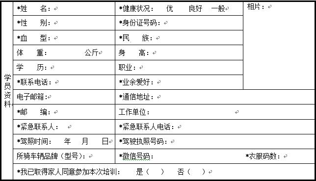 五羊-本田快乐赛道(三水站)培训学员招募通知