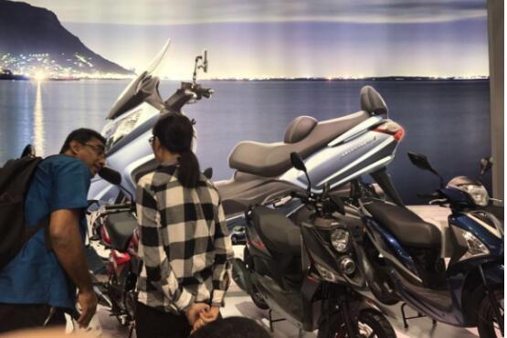"""直击122届广交会摩托车东南亚市场不再""""热""""?"""