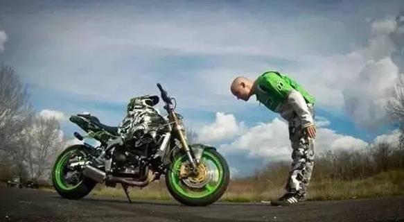 每一台摩托车都有自己的灵魂