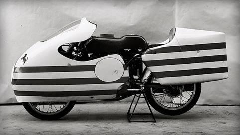 这5辆摩托车,奠定了杜卡迪的经典!