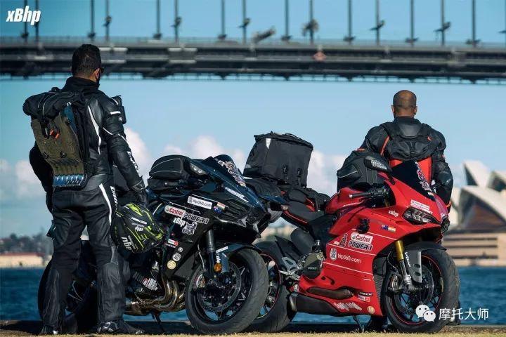 仿赛当ADV骑印度超跑兄弟的环澳之旅