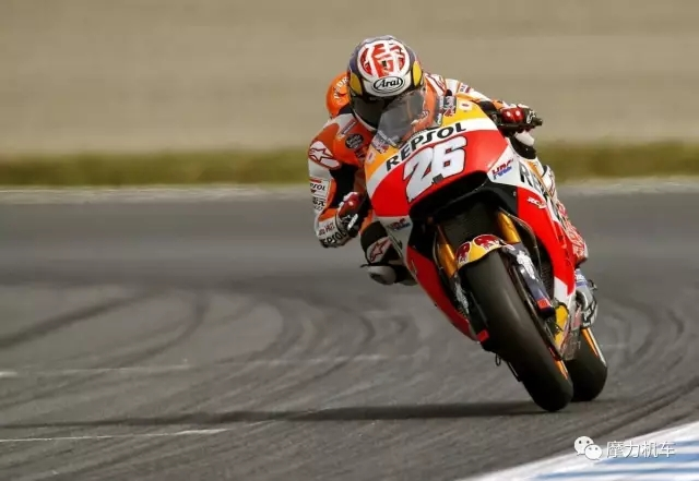 Ohlins碳纤维前叉MotoGP快10秒的奥秘