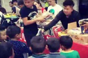 贝纳利贵州水城凝聚机车俱乐部贫困学校再献爱心