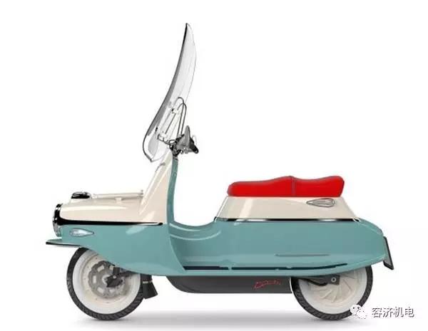 50年代摩托车还能上路(下)