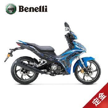 贝纳利Benelli  高端运动弯梁 RFS150i水冷代步摩托车 惠东永恒