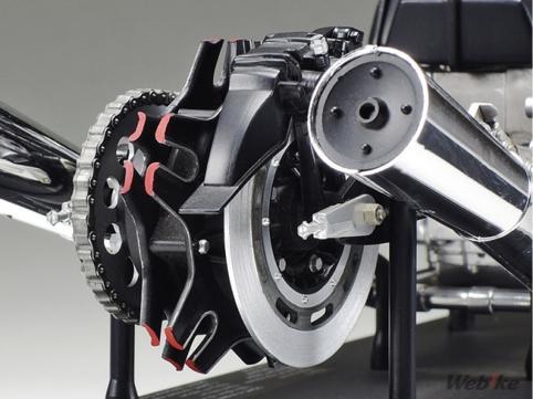 引擎仿造|川崎Z1300PK本田CB750F