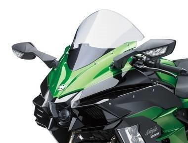 川崎全新H2SX亮相米兰摩托车展