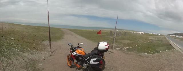 青藏线青海湖摩托车环湖超拉风攻略