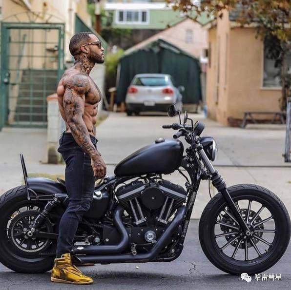 城市斗士哈雷运动者摩托车改装合辑