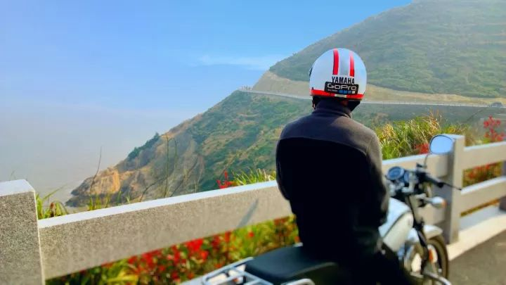 车友投稿:我愿一人一摩托走遍天涯
