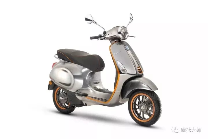 Vespa也玩电动车你会为科技情怀买单吗?