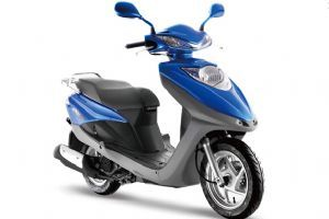 新大洲本田 DIO-FI电喷版7980元(化油器版5980元)