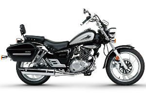 豪爵铃木悦酷GZ150-A太子摩托车