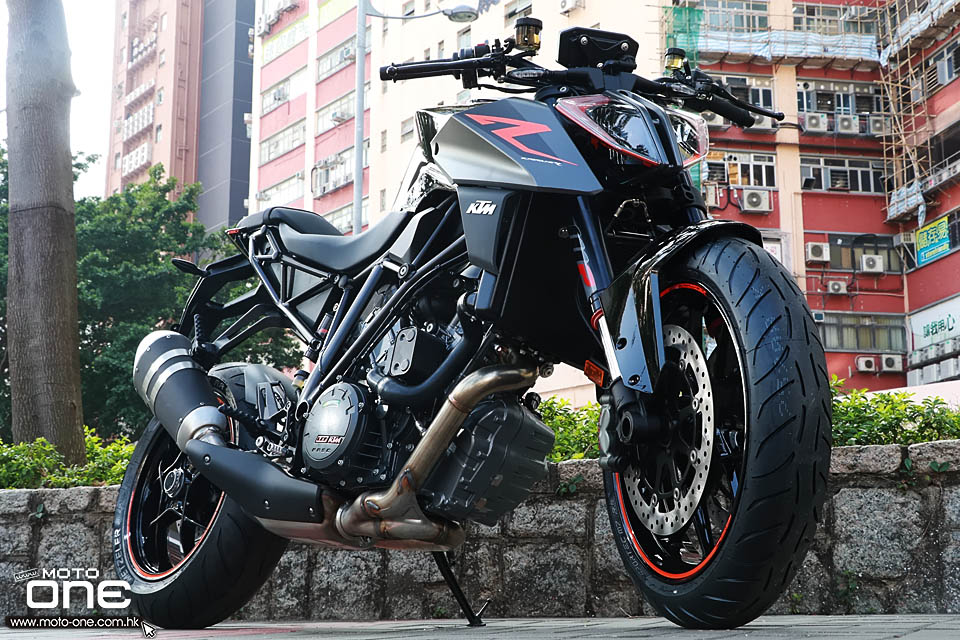 KTM1290SuperDukeR第二代全黑野兽