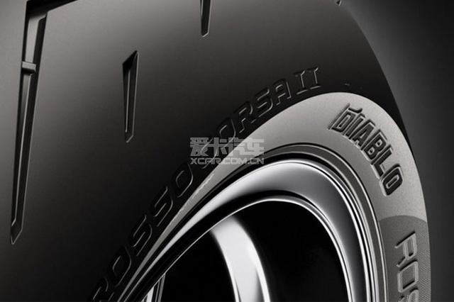 融入赛道技术倍耐力性能轮胎ROSSOCORSAⅡ