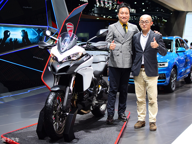 杜卡迪Supersport 明年三月引进国内