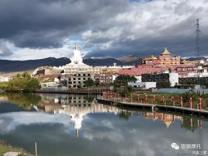婷子的西藏新疆摩旅瞅瞅最美甘孜