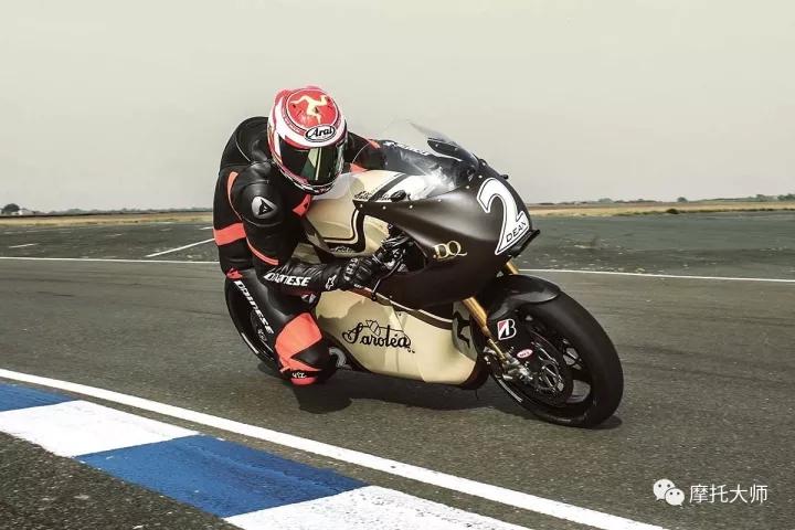 无声战场MotoGP的纯电动时代即将到来