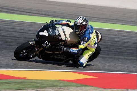 电动Motogp势必取代汽油摩托车