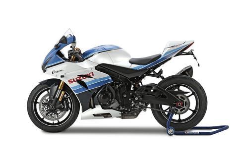 法式浪漫铃木GSX-R1000ROrigins限量版发售