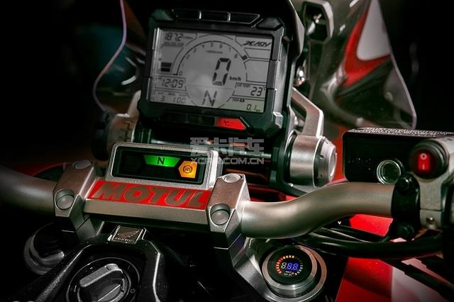 意大利改�b�S推出��化版X-ADV