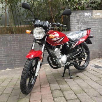 雅马哈天戟YBZ125骑式车雅马哈JYM125-3E小太子车