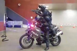新加坡|警察开放日大秀装备