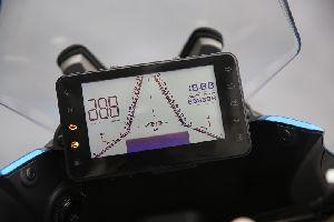 升仕310X仪表功能演示