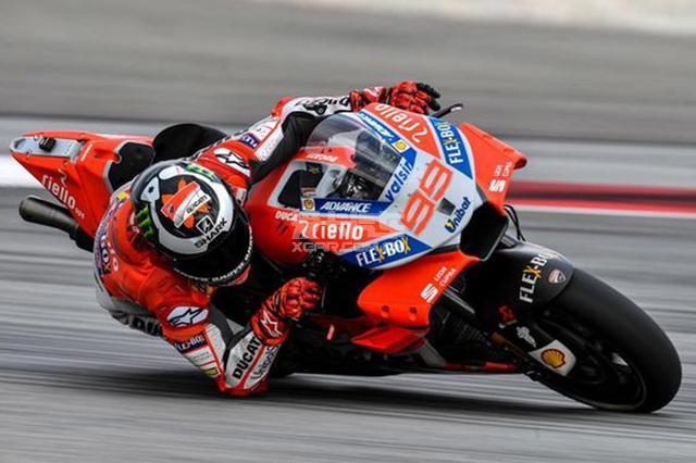 MotoGP冬季测试洛伦佐破纪录