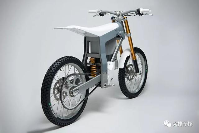 碳纤维+航天铝合金的电动越野车