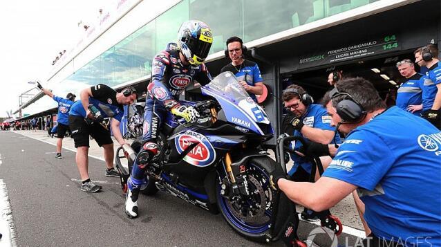 世界超级摩托车锦标赛,爆胎?!