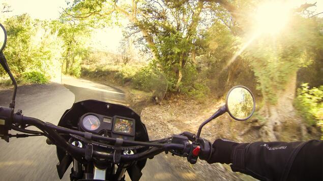 年已过,心难收,一台摩托车帮你摆脱节后综合征