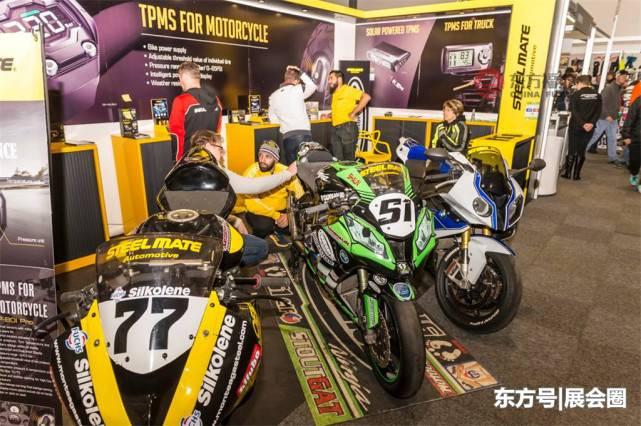 2018南非约翰内斯堡摩托车及双轮车展