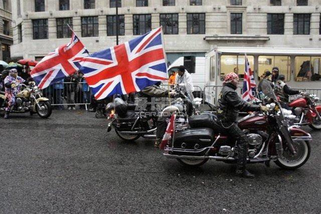 新排放标准推行英国摩托车销量创新低