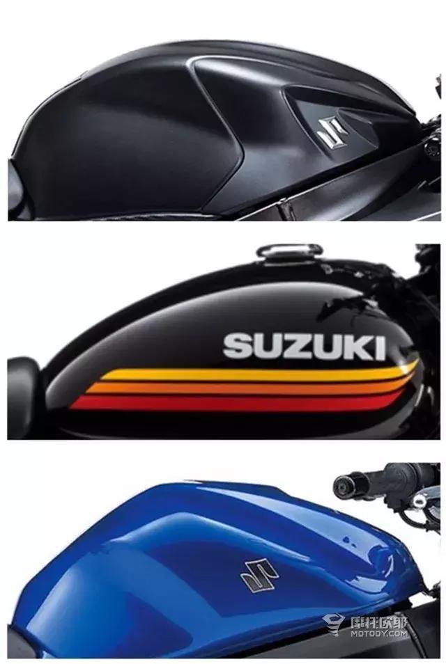 你知道摩托车油箱为什么要这样设计吗?
