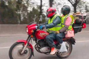 牛摩网年终纪录:平凡的摩托的返乡路