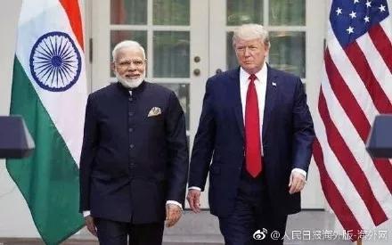 印度降低对美摩托车进口关税,川普仍不满